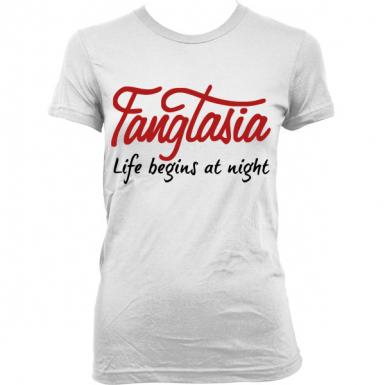 Fangtasia Womens T-shirt