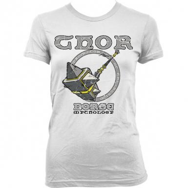 Thor's Hammer Womens T-shirt