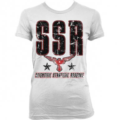 SSR Scientific Strategic Reserve