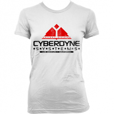 Cyberdyne Systems Womens T-shirt