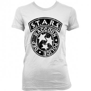 Racoon City Womens T-shirt