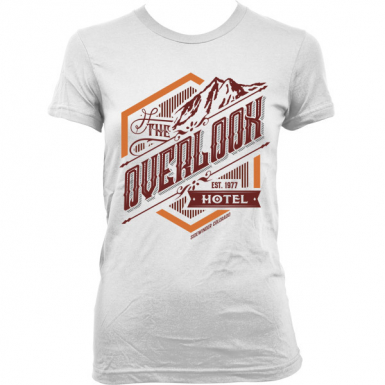 The Overlook Hotel Womens T-shirt