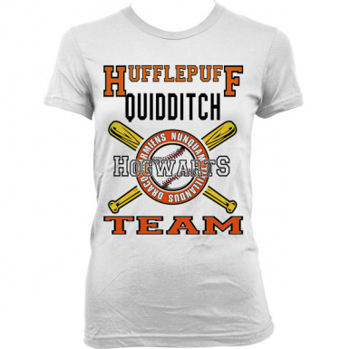 Hufflepuff Team Womens T-shirt