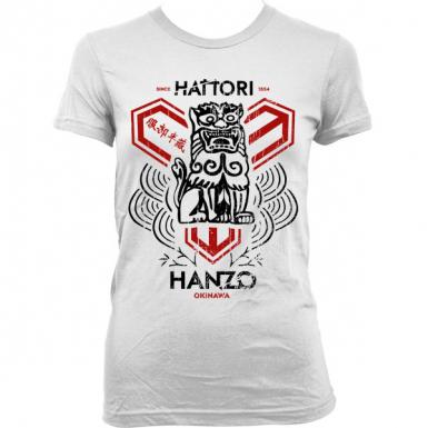 Hattori Hanzo Womens T-shirt