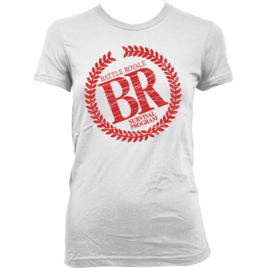 Battle Royale Womens T-shirt