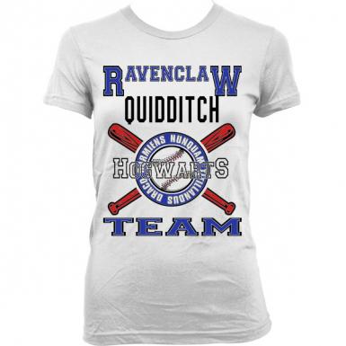 Ravenclaw Team Womens T-shirt