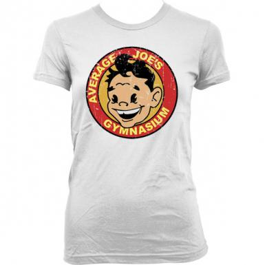 Average Joe's Gymnasium Womens T-shirt