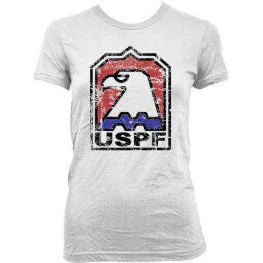 USPF Womens T-shirt