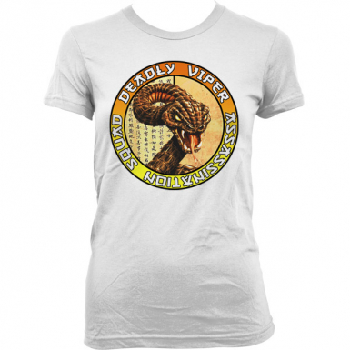 Deadly Viper Assassination Squad Womens T-shirt