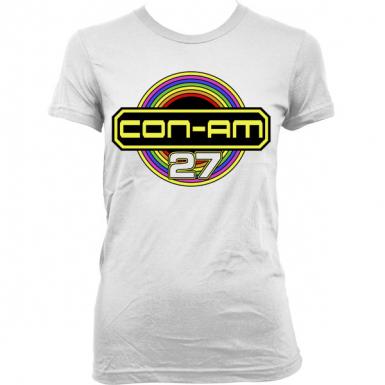 Con-Am 27 Womens T-shirt