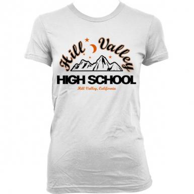 Hill Valley High Womens T-shirt
