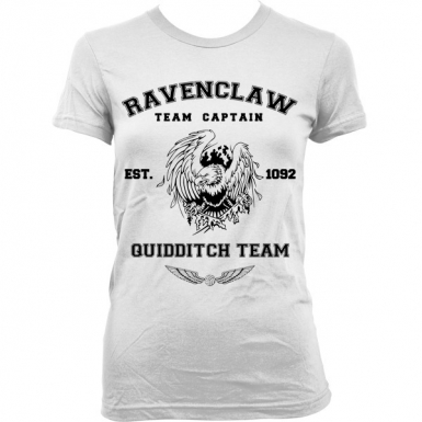 Ravenclaw Team Womens T-shirt