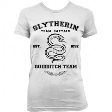 Slytherin Team Womens T-shirt