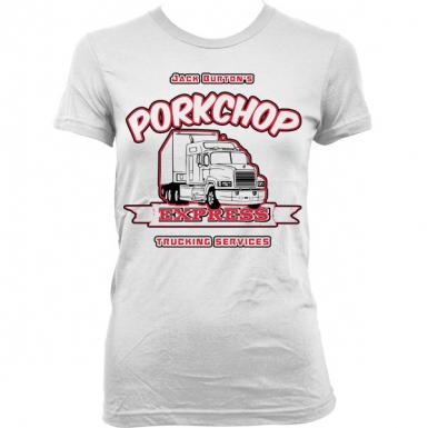 The Pork Chop Express Womens T-shirt