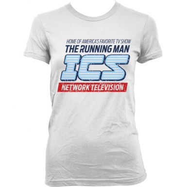 ICS TV Network Womens T-shirt