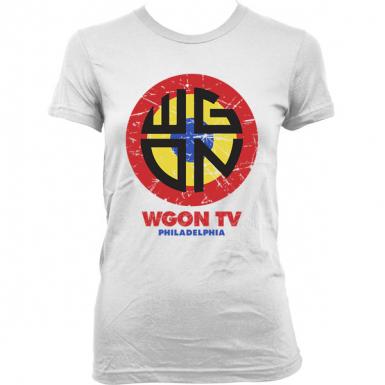 WGON TV Womens T-shirt