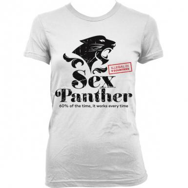 Sex Panther Womens T-shirt