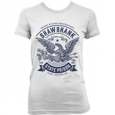 Shawshank State Prison Womens T-shirt