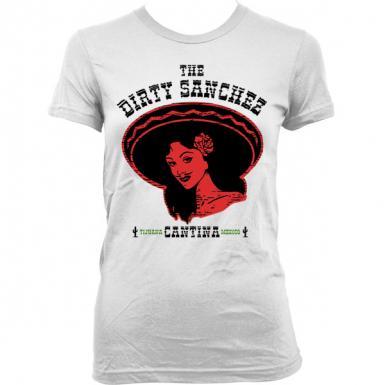 Dirty Sanchez Cantina Womens T-shirt