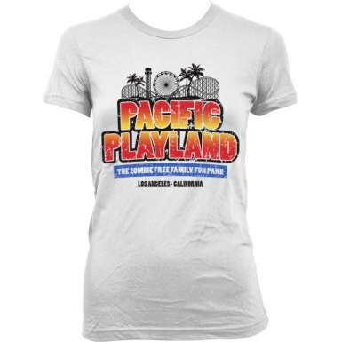 Pacific Playland Womens T-shirt