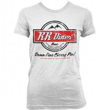 RR Diner Womens T-shirt