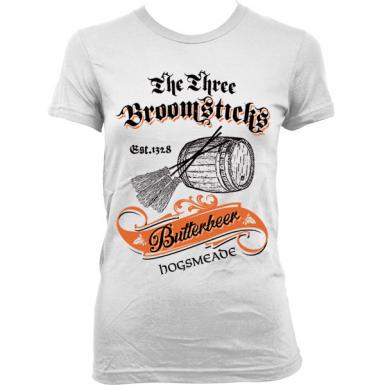 The Three Broomsticks Womens T-shirt