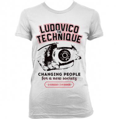 Ludovico Technique Womens T-shirt