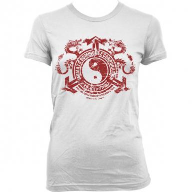 Shimata Dominguez Corporation Womens T-shirt
