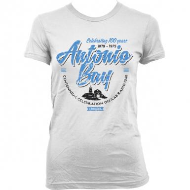 Antonio Bay Womens T-shirt