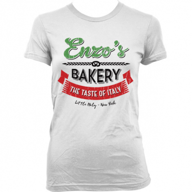 Enzo's Bakery Womens T-shirt