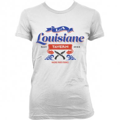 La Louisiane Tavern Womens T-shirt