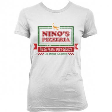Nino's Pizzeria Womens T-shirt