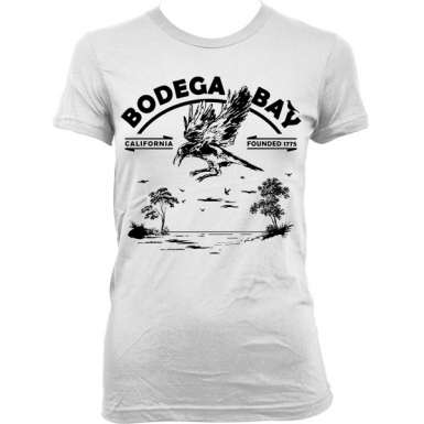 Bodega Bay Womens T-shirt