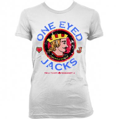 One Eyed Jacks Womens T-shirt
