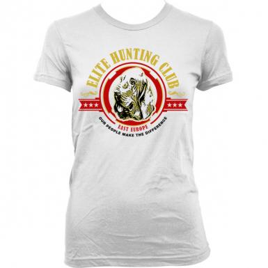 Elite Hunting Club Womens T-shirt