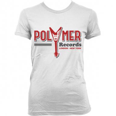 Polymer Records Womens T-shirt