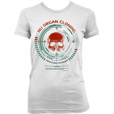 Nu Organ Cloning Womens T-shirt