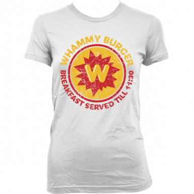 Whammy Burger Womens T-shirt