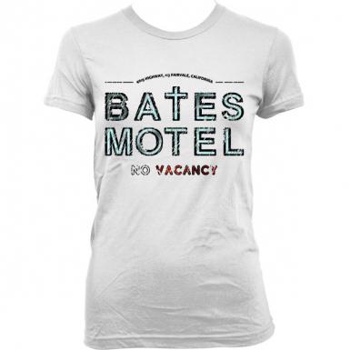 Bates Motel Womens T-shirt