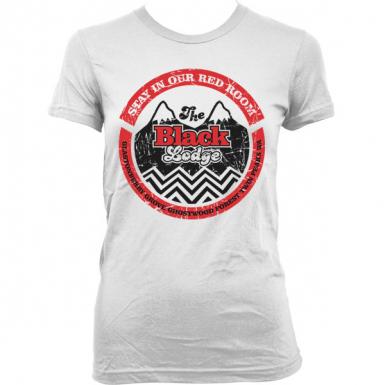 The Black Lodge Womens T-shirt