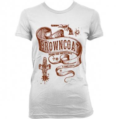 Browncoat Womens T-shirt