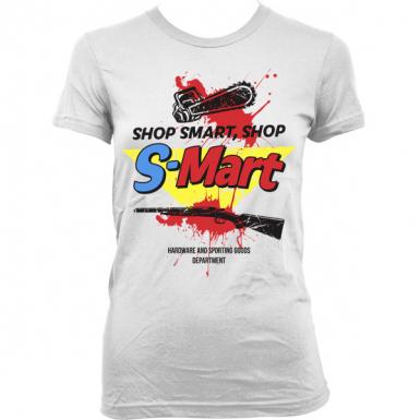 Shop Smart Shop S-Mart Womens T-shirt