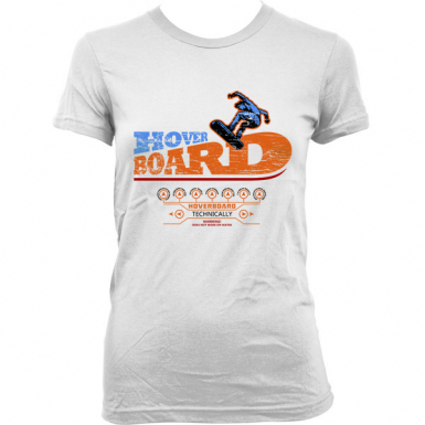 Hoverboard Womens T-shirt