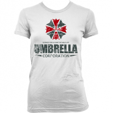 Umbrella Corporation Womens T-shirt