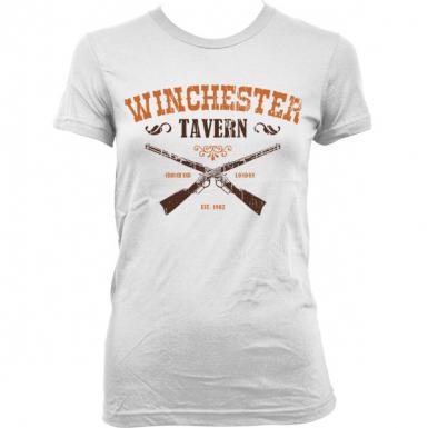 Winchester Tavern Womens T-shirt