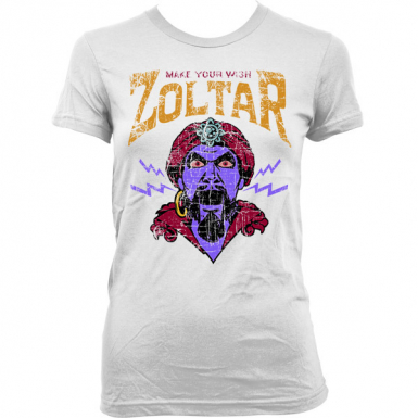 Zoltar Speaks Womens T-shirt