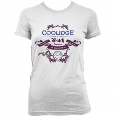 Coolidge Watch Co Womens T-shirt