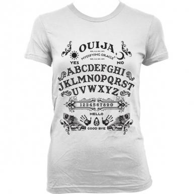 Ouija Board Womens T-shirt