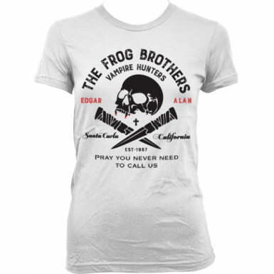 Frog Brothers Womens T-shirt