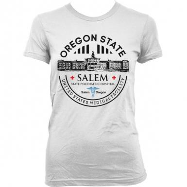 Oregon State Hospital Womens T-shirt